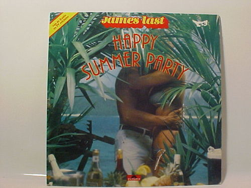 Happy Summer Party Met James Last - Schallplatte Vinyl LP - Gebraucht