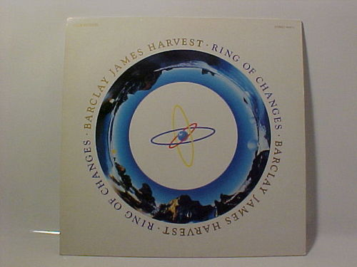 Barclay James Harvest - Ring Of Changes - Schallplatte Vinyl LP - Gebraucht