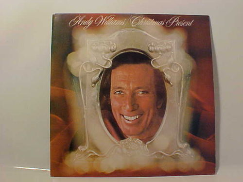 Andy Williams Christmas Present - Schallplatte Vinyl LP - Gebraucht