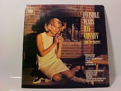 Ray Conniff and the Singers - Invisible Tears - Schallplatte Vinyl LP - Gebraucht