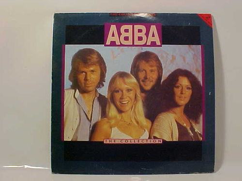 ABBA - The Collection - Schallplatte Vinyl Doppel LP - Gebraucht