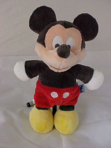 Mickey Mouse - Stofftier - 22 cm - Gebraucht