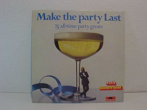 Make the party Last - James Last - Schallplatte Vinyl LP - Gebraucht